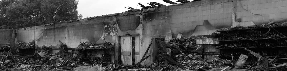 Titelbild, Startseite, Feuer, Schaden, Brandschaden, Vogel Ingenieur- und Sachverständigenbüro